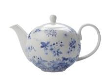 Toile de Fleur Teapot