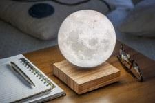 Moon Light - Walnut Base