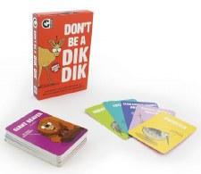 Ginger Fox Games: Don't Be A Dik Dik