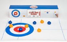 Curling Table Top Game