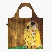 Gustav Klimt: The Kiss 1907-08 Tote