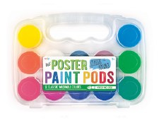 ooly: Lil' Poster Paint Pods