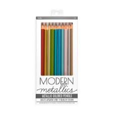 ooly: Modern Metallics Colour Pencils