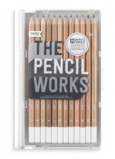 ooly: The Pencil Works - Graphite Pencil Set