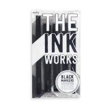 ooly: The Ink Works Markers - Set of 5
