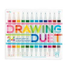 ooly: Drawing Duet Double Ended Markers