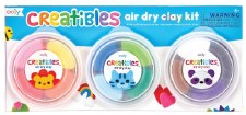 ooly: Creatibles DIY Air Dry Clay Kit