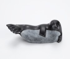 Sculpture by Josie Iqaluq: 'Seal'