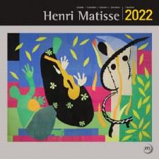 Henri Matisse: 2022 Wall Calendar
