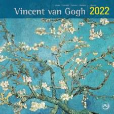 Vincent Van Gogh: 2022 Wall Calendar