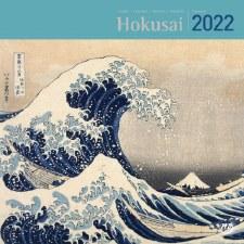 Katsushika Hokusai: 2022 Wall Calendar