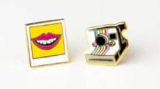 Pop Art Instant Selfie Earrings