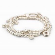 Johanna Brierley: Stretchy Wrap Bracelet