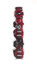 Brian Jungen: 1980 Totem Red Magnet