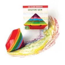 Kid Made Modern: Crayon Gem