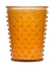 Hobnail Candle - Pumpkin Clove