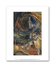 """Emily Carr: Spiral Trees 11"""" x 14"""""""