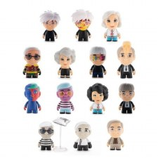 Andy Warhol x Kidrobot: Many Faces of Andy Warhol