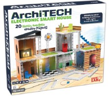 SmartLab Toys Archi-Tech Electronic Smart House