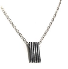 Lesley Ashton: 'Lines' Necklace