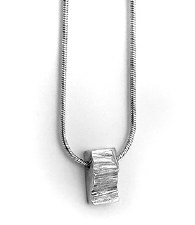 Lesley Ashton: 'Rough Cut' Necklace