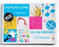Lalita's Art Shop: Memory Game Introduction to Visual Arts