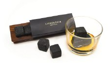 Lithologie Dark Granulite Whiskey Stones