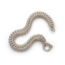 Lisa Ridout: Bracelet, Square Link