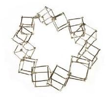 Elizabete Ludviks: Cube Bracelet