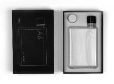 Memobottle - BPA-Free Reusable Slim Water Bottle, A6 13oz