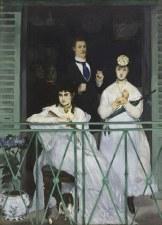 "Edouard Manet: The Balcony - 11"" x 14"""