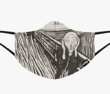 Loqi - Munch, The Scream Face Mask