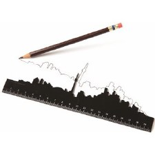 Toronto Skyline Ruler