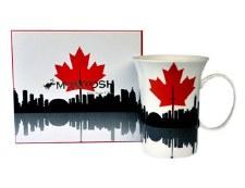 Toronto Skyline Crest Mug