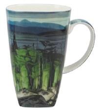 A.J. Casson: Jack Pine and Poplar Mug