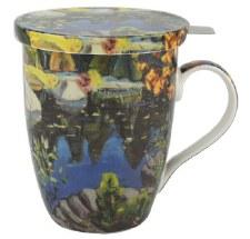 Arthur Lismer: Lily Pond, Georgian Bay Tea Mug
