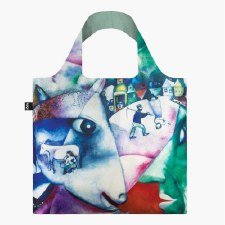 Marc Chagall: I and the Village Tote