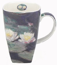 Claude Monet: Water Lilies Grande Mug