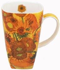 Vincent Van Gogh: Sunflowers Grande Mug