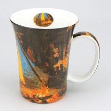 Tom Thomson: Campfire Mug Pair