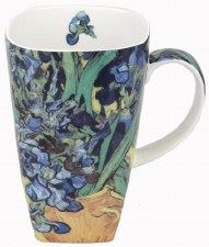Vincent Van Gogh: Irises Grande Mug