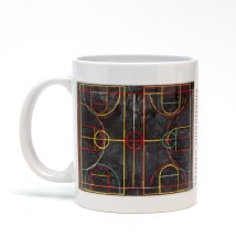Brian Jungen: Friendship Centre Mug