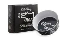 Plant Alchemy x Keith Haring Dog Bowl  Black