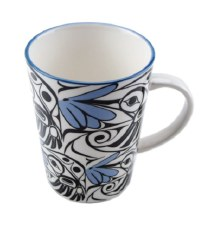 Bill Helin: Hummingbird Mug