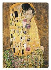 Klimt: The Kiss - Lined