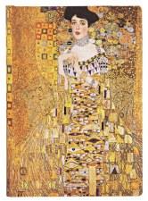 Klimt: Portrait of Adele Bloch-Bauer - Lined