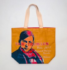 Persnickety Tom Thomson Tote