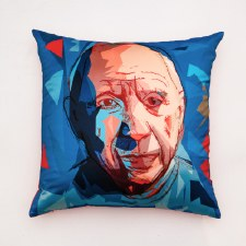 Persnickety Picasso Pillow