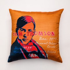Persnickety Tom Thomson Pillow