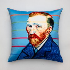 Persnickety Van Gogh Pillow